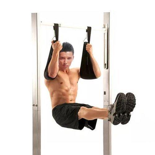 Ab Straps Quick Locks Fitness Sling Abdominal Straps