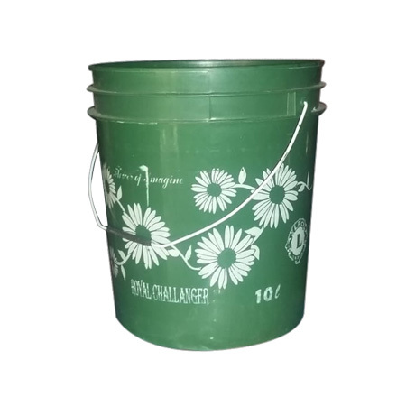 Decorative HDPE Buckets