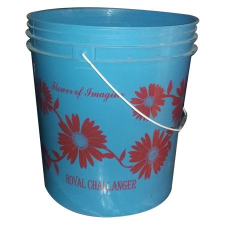 hdpe Plastic bucket