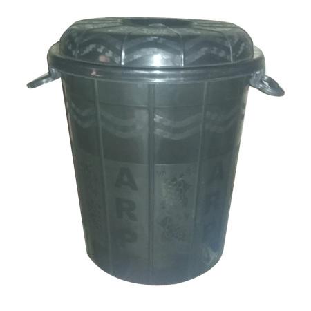 Portable Plastic Waste Bin