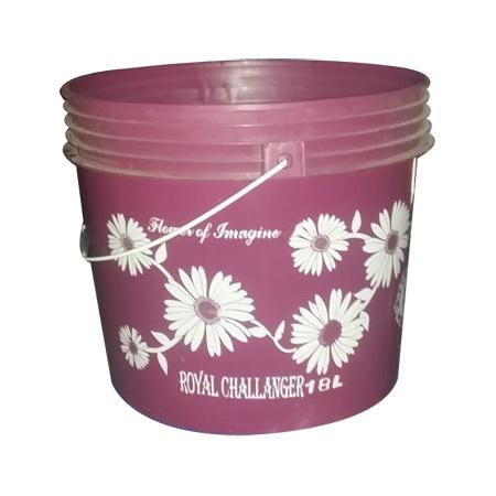 HDPE Water Bucket