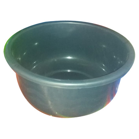 Plain Plastic Tub