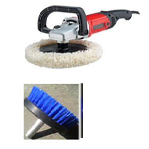 Mini Hand Floor Scrubber