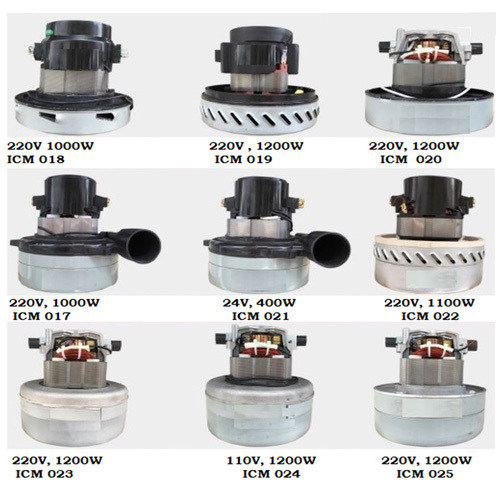 Dry Vacuum Cleaner Motors