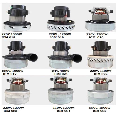 Dry Vacuum Cleaner Motors