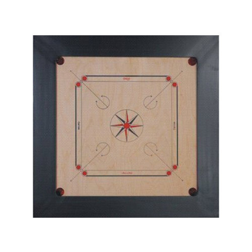 Square Wooden Carrom Board