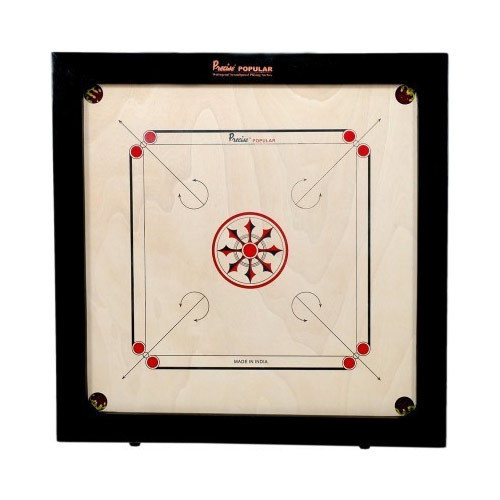 Plywood Carrom Board