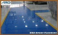 Antistatic Epoxy Flooring