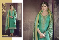 Chanderi Fabric Suits