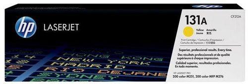HP CF212 YELLOW TONER CARTRIDGE