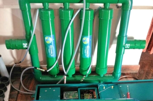 Electromagnetic Water Softener Plant