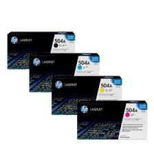 HP CE252 MAJENTA TONER CARTRIDGE