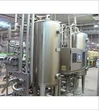 AUTOMATIC SOFT DRINK  PLANT