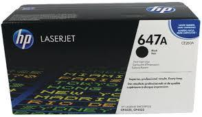 HP CE260BLACK TONER CARTRIDGE