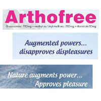 Arthofree Tablet