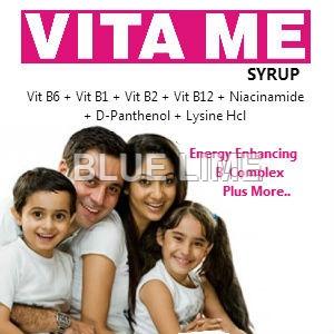Panthenol Vita Me Syrup