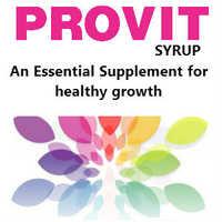 Multivitamin Provit Syrup