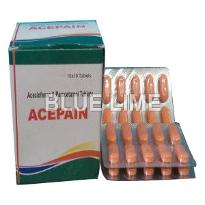 Acepain Paracetamol  Tablets