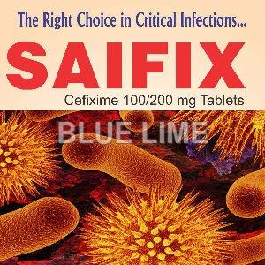 Cefixime Saifix Tablets