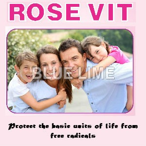 Rose Vit Tablet