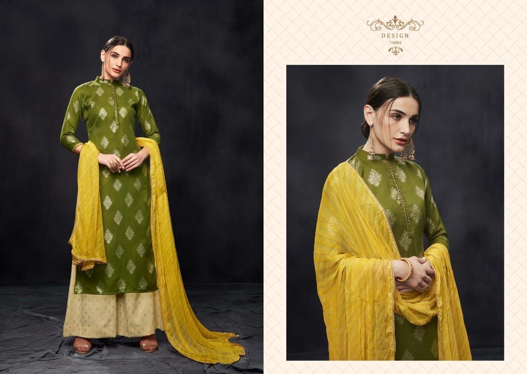 Fancy Pashmina Suits
