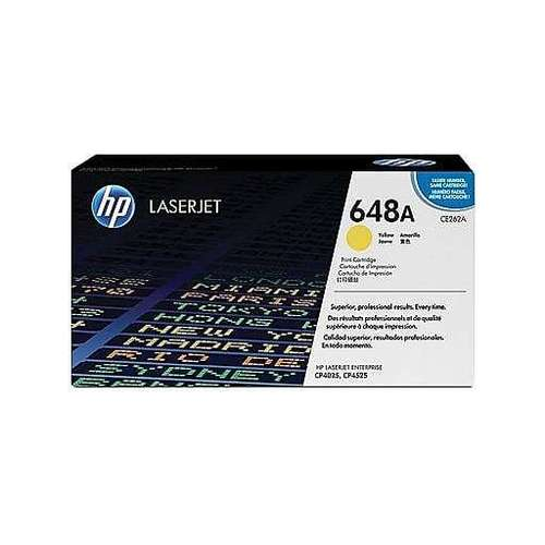HP CE262 YELLOW TONER CARTRIDGE