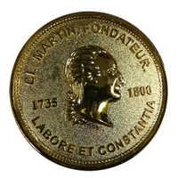 Coin Medal