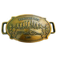 Race Finisher Medal
