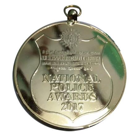 Police Awards Medal