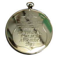 Police Awards Medal