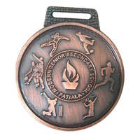 School Brass Medals