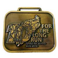 Sports Running Medal