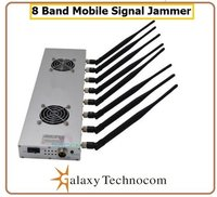 8 Band Mobile Signal Jammer