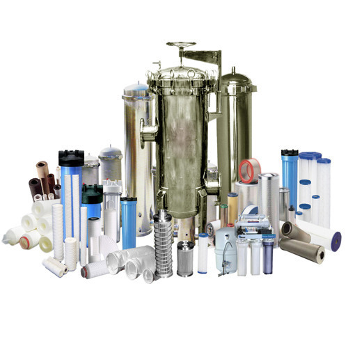 ALL TYPES OF FILTRATION PLANT SPARES