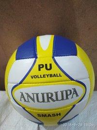 PU Tri Color Volleyball