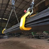 Horizontal Simple Plate Lifting Clamp