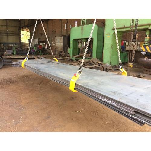 Horizontal Simple Plate Lifting Clamp