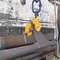 Multi Purpose Plate Lifting Screw Clamp