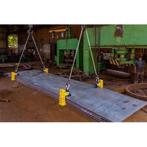 Horizontal Multi Plate Lifting Clamp