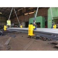 Horizontal Multi Plate Lifting Clamp