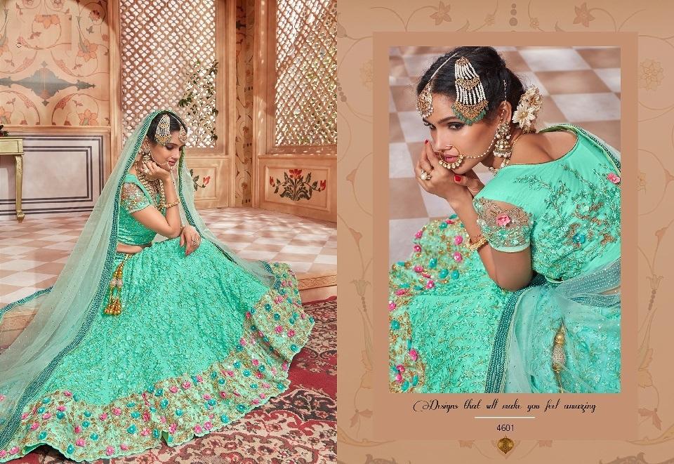 Fashion Silk Lehenga Choli