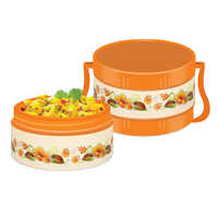 Insulated Round Tiffin Box