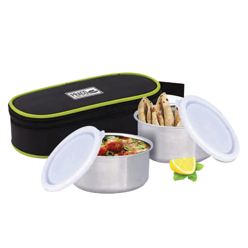 2 Container Lunch Box