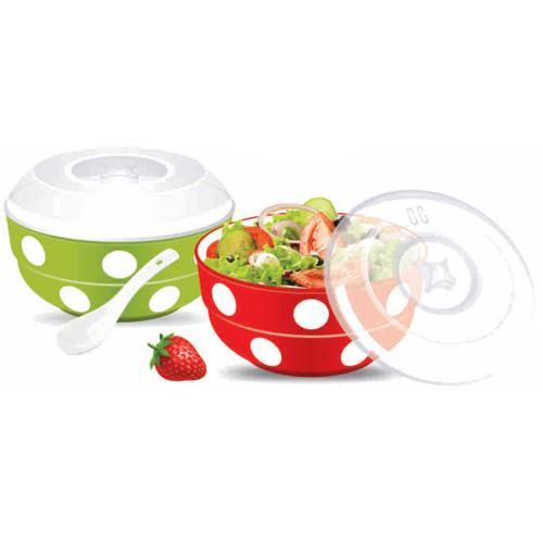 Plastic Bowl Container Set