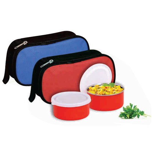 2 Piece Lunch Box