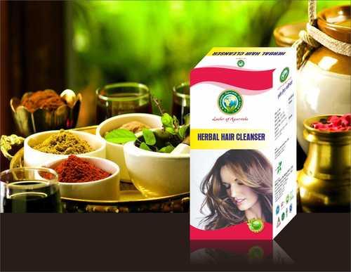 Herbal Hair Cleanser