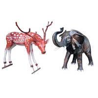 Fiber Animals Statue