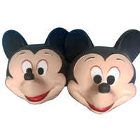 FRP Mickey Mouse Face Statue
