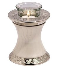 Engraved Tealight Urn