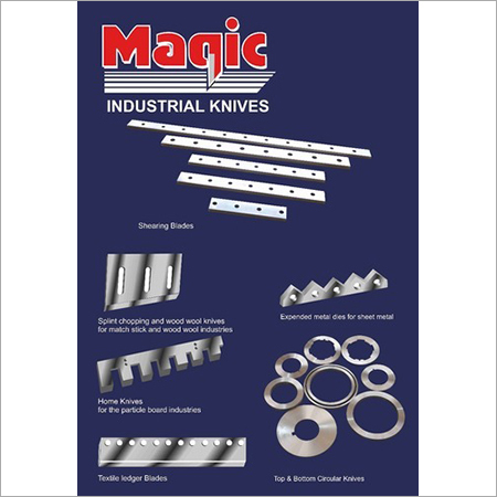 Industrial Cutting Knives